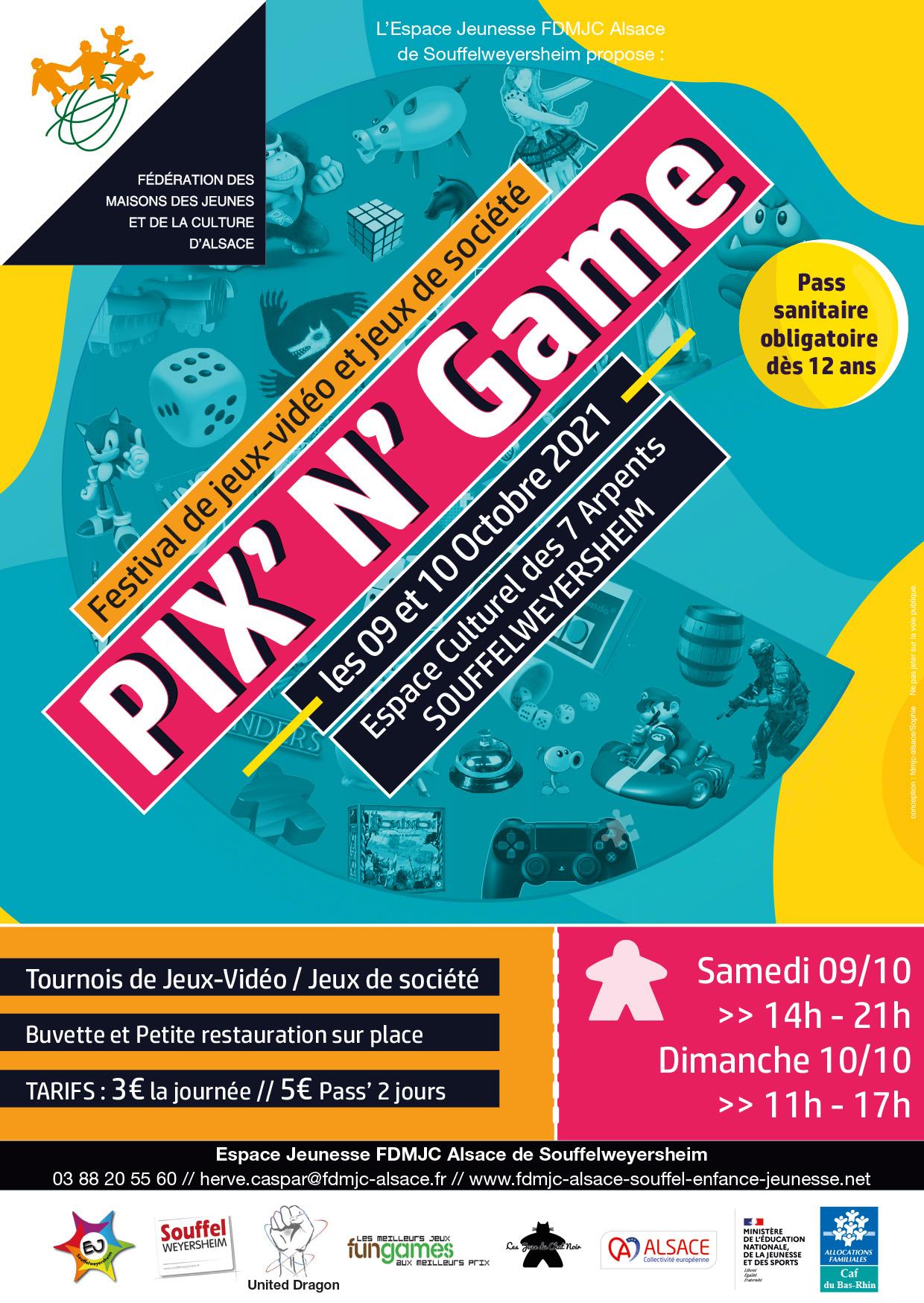 Pix'N Games